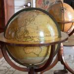 Globo terráqueo Antiguo o Vintage para decorar tu casa